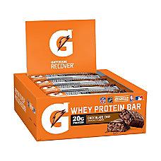 Gatorade Recover Chocolate Chip Whey Protein