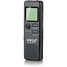 PyleHome PVR300 4GB Digital Voice Recorder