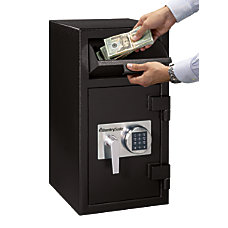 Sentry Safe DH 134E Depository Safe