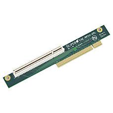 Supermicro 1U 32 bit PCI Left