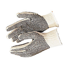 Memphis PVC Dot String Knit Gloves