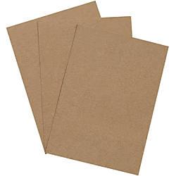 Office Depot Brand Chipboard Pads 5