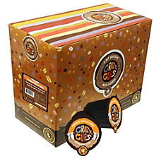 Crazy Cups Coffee Pods Pumpkin Vanilla