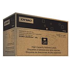 DYMO 1785353 High Capacity White Address