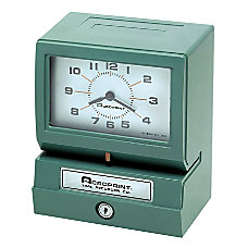 Acroprint 150 Electric Time Recorder DayHour