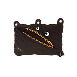 Zipit Grillz 3 Ring Pouch Black