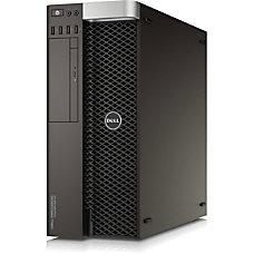 Dell Precision T5810 Tower Workstation 1