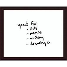 Amanti Art Dry Erase White Board