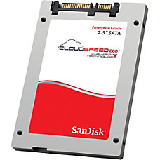 SanDisk CloudSpeed Eco 960GB Internal Solid