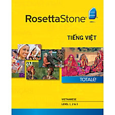 Rosetta Stone Vietnamese Level 1 3