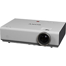 Sony VPL EX275 LCD Projector 720p