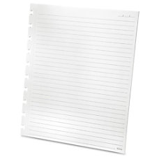 Ampad Wide Ruled Refill Paper 40
