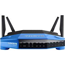 Linksys WRT1900ACS IEEE 80211ac Ethernet Wireless