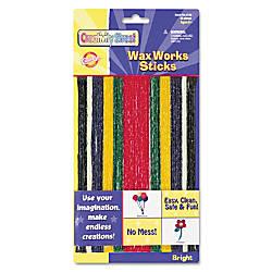 Creativity Street Wax Works Sticks 8