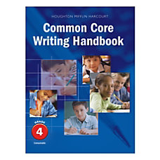 Journeys Common Core Writing Handbook Student
