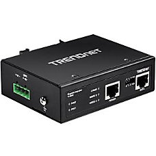 TRENDnet Hardened Industrial 60 Watt Gigabit