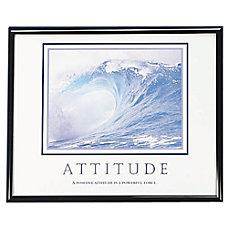 Advantus Motivational Print Attitude
