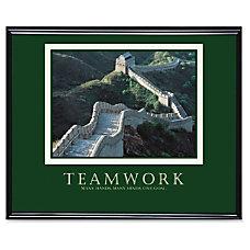 Advantus Teamwork Motivational Poster 30 Width
