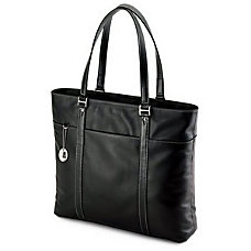 Mobile Edge Leather Tote Notebook Case