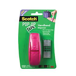 Scotch Pop Up Tape Handband Dispenser