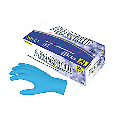 Memphis Disposable Nitrile Gloves 4 mil