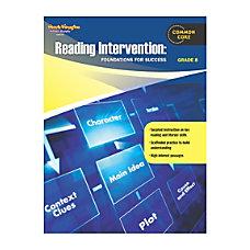 Steck Vaughn School Supply Reading Intervention