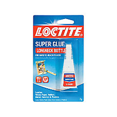 Loctite Long Neck Liquid Super Glue