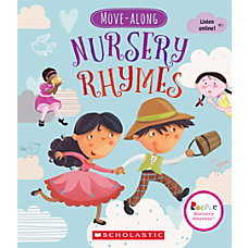 Scholastic Library Publishing Rookie Nursery Rhymes