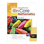 Steck Vaughn On Core Mathematics Bundle
