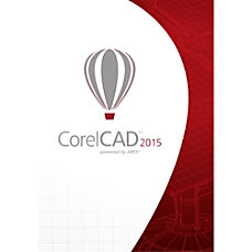 CorelCAD 2015 Upgrade WindowsMac Download Version