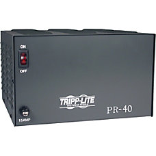 Tripp Lite DC Power Supply 40A