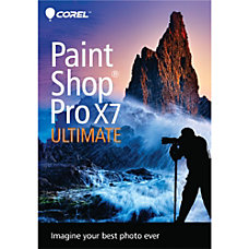 Corel PaintShop Pro X7 Ultimate Download