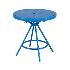 Safco CoGo OutdoorIndoor Round Table 36