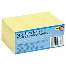 Redi Tag Self Stick Notes 1