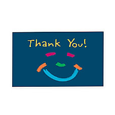 The Master Teacher Thank You Cards