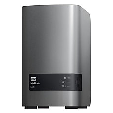 WD My Book Duo 4TB Dual