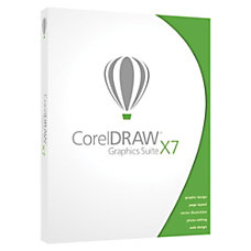 CorelDRAW Graphics Suite X7 Upgrade Download