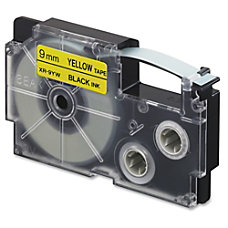 Casio EZ Label Printer Tape Cartridges