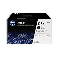 HP 05A CE505D Black Original LaserJet