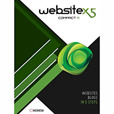 WebSite X5 Compact 11 Download Version