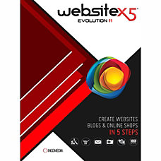 WebSite X5 Evolution 11 Download Version