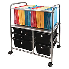 Advantus 5 Drawer Mobile Storage File