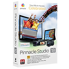 Pinnacle Studio 18 Download Version