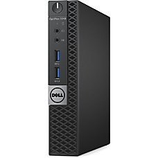 Dell OptiPlex 7040 Desktop Computer Intel