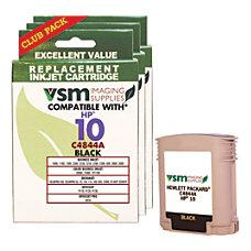 VSM VSMC4844A 3PK HP 10C4844A Remanufactured