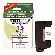 VSM VSMC6615DN 3PK HP 15 C6615DN