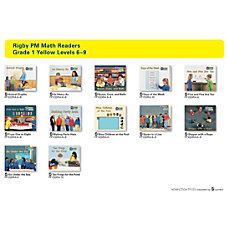 Rigby PM Math Readers Set B