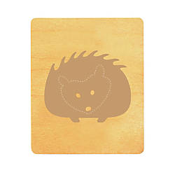 Ellison SureCut Die Hedgehog 2