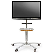 Bretford Flat Panel Freestanding Cart