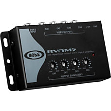 Boss Audio BVAM5 Video Signal Amplifier